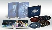 Twilight Forever The Complete Saga Dvd Collection 2013 12 Disc Set New Free Ship