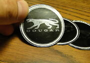 67 68 68 70 Cougar Shelby 10 Spoke Center Cap Emblem Free Shipping One