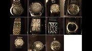 9 Watches 1 Pocket Plus Leather Fossil Case All For 1000.00 Or Best Offer