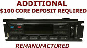 Reman 2002 2003 Ford F150 A/c Heater Climate Temperature Control Exchange