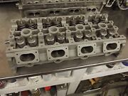 Cosworth Dfx One Head Assembly Complete W/ Valves Lola March Indy 500 Usac Race