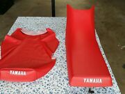 Warrior Seat Cover Yamaha Yfm 350 Seat Coverred 1987 To 2004 Y62