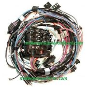 Dash Wiring Harness With A/c 70 Chevy Corvette  Ncrs 350 454 Vette Stingray