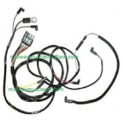 65 Ford Mustang V8 Engine Gauge Feed Wiring Harness 1965 260 289