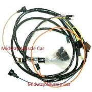 Engine Wiring Harness 67 Chevy Camaro Ss 302 327 350 W/ Lights Rs/ss Copo Z/28