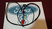 67 Ford Mustang V8 Engine Gauge Feed Wiring Harness 289 302 With Tach