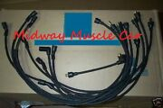 1-q-64 Date Coded Spark Plug Wires 64 Chevy 283 327 Chevelle El Camino Malibu Ss