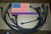 3-q-65 Date Coded Spark Plug Wires 66 Chevy Chevelle Impala 396 427 Malibu Ss