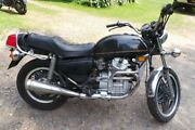 81 Honda Cx500 Cx500d Complete Engine Only No Carbs Intake Exhaust Usa Sale Only