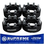 For 05-21 Ford F250 F350 Super Duty 8x170 2wd 4wd 4x 1.5 Wheel Spacers Full Kit