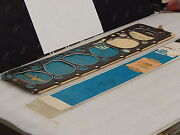 Nos Gm 1953-55 Corvette Head Gasket And Oil Pan 6 Cylinder 1940-54 Chevrolet