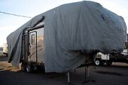 New Safari 5 Fifth Wheel Trailer Motorhome Cover For Rv Travel Camper 20and039 -23and039ft