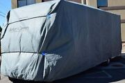 New Rv Motorhome Class C Cover For 32' - 35' Ft