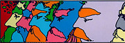 Peter Max Time And Space Make Offer Dsstd