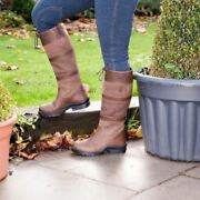 Women Riding Country Boots
