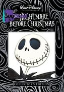 Dvd Movie The Nightmare Before Christmas Collectors Edition 2010 Original