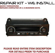 Repair Kit For 1991-2005 Acura Nsx A/c Heater Climate Control Eatc - We Install