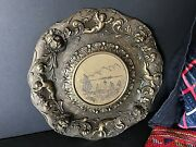 Old Italian Brass Pot Plant Trays Andhellipfive Available Listed Separately
