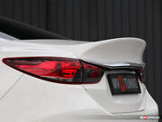Mvtuning Trunk Lid №1 Ducktail Style For Mazda 6 / Atenza Gj 2012-2018