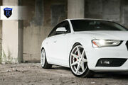 20andrdquo Rohana Rc7 Machined Silver Concave Rims For Audi A4 S4 A6 S6 A5 S5 A7 S7 Q5