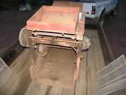 A. T. Ferrell And Co. / Clipper Grain Cleaner Mill Corn Beans Wheat Oats Rye