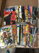 From Jla Jsa Justice Society Comic Lot 1-7 9 11-14 16 17 21 26-64 Nm Bagged