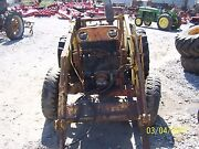 Loader For Case 530 Tractor For Parts, Parts Missing