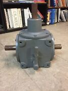 Hub City 0220-0350-088 Right Angle Bevel Gear Drive 11 Style Lrbc Model 88r