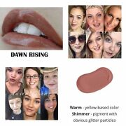 Lipsense 18 Hour + Lip Wear Dawn Rising New, Sealed, Water And Kiss Proof