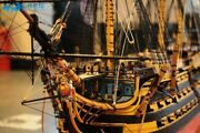 H.m.s Victory 1805 54.5 Scale 1/72 1385mm Wood Model Ship Kit