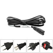 Power Supply Ac Cord Cable Wire For Sony Cfd-g700cp Cfdg700cp Cd Boombox Radio