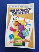 The Broom Of The System- First Edition 'paperback Issue' By David Foster Wallace