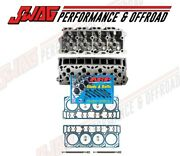 Enginetech Bare Heads With Oem 20mm Head Gaskets And Arp Head Studs 06-10 6.0l