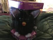 Original Witches Cat Furby Black Model 70-800 Gen 1, 1998 Edition New In Box