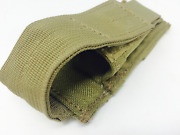 New Usmc Khaki 9mm Soft Mag Pouch Us Military Issued Clip Molle Coyote Brown