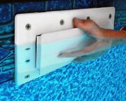 Wide Mouth Pool Skimmer Plug Cover Air-tight Seal Simpooltech Pool Spa Equipment