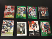 Football Cards Lot Of Cards 1999-2003 Players Collectible Vintage Bundle Sport