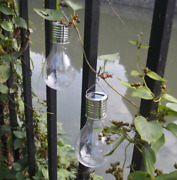 Lot Of 50 Bulbs Solar Rotatable Outdoor Garden Camping Hanging Led Light Lamp