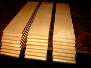 Packages Of Thin Premium Kiln Dried Sanded Beech Lumber