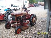 Cub Farmall Complete Or Will Sell Parts  Selling Tractor Not Belly Mower