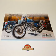 Guide Book History Of Honda Motorcycles And David Silver Collection Museum. Hbk004