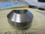 1 Andfrac34andrdquo Weldolet S80 Astm A182 F316l 3000 Long 2.80 Od X 1.20 High .91 Id