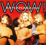 Bananarama Wow 1987 Stretched Album Cover Canvas Music Art Poster Print 80s