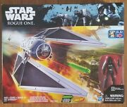 New Star Wars Rogue One Tie Striker And Imperial Tie Fighter Pilot Included Nerf