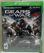 Gears Of War 4 Xbox One Brand New Sealed