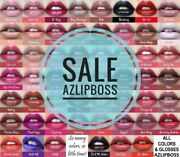 Lipsense Color 💋 Liquid Lipstick Or Gloss New And Sealed 💋 Huge Clearance Sale