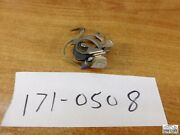 Mazda R100 Rx2 Rx3 Ignition Points Early 1971-1973