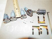 63 1963 Chevrolet Ignition Door Glove Box Trunk Lock Set Kit W Seals And Clip