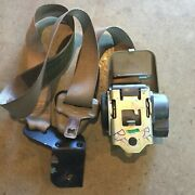 99 00 01 02 03 1999-2003 Chevy Venture Silhouette Right Front Seat Belt Tan