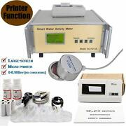 Hd-3a Food Water Activity Meter Tester Lab Testing Instrument 0 To 0.980aw